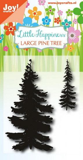 Joy! stempel LH Pine tree 6410/0488