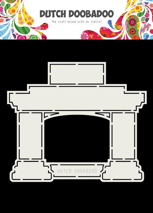 DDBD Card Art - A5 Fireplace 470.713.744