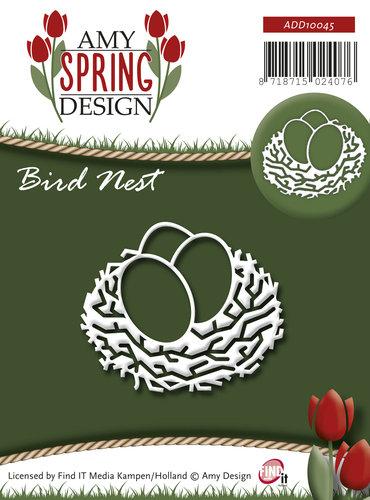 Die - Amy Design - Spring - Bird Nest