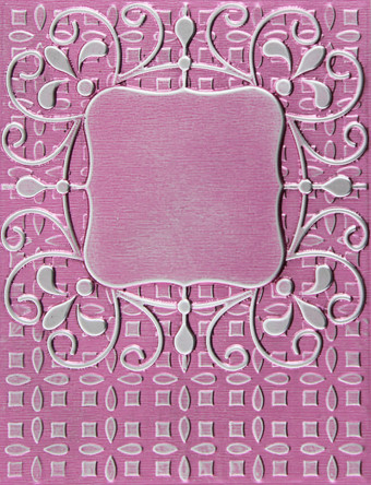 Spellbinders  E3DS-004 Ornate