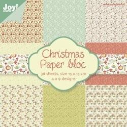 Joy, Christmas 6011/0017
