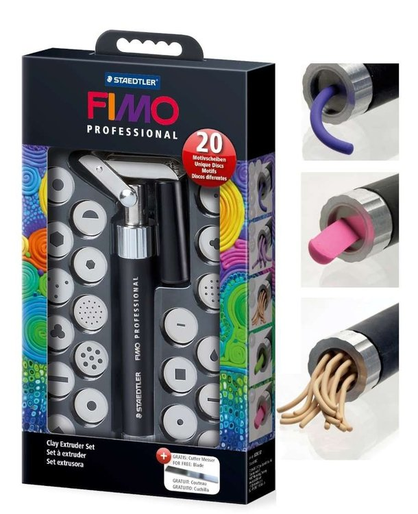 Fimo Professinal clay extruder