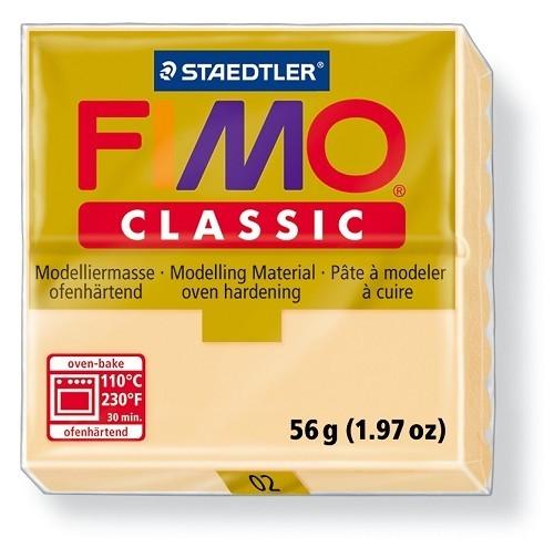 Fimo classic boetseerklei 56 g champagne