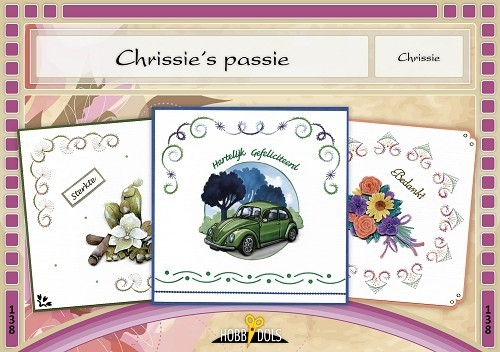 Hobbydols, Chrissie's passie 138