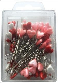 Hart Pinnen / Little pins - hearts