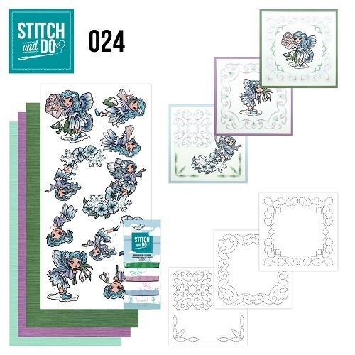 Stitch & do - 24 Fairies