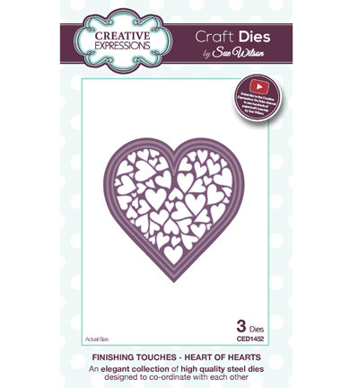 Creative Expressions - Heart of Hearts