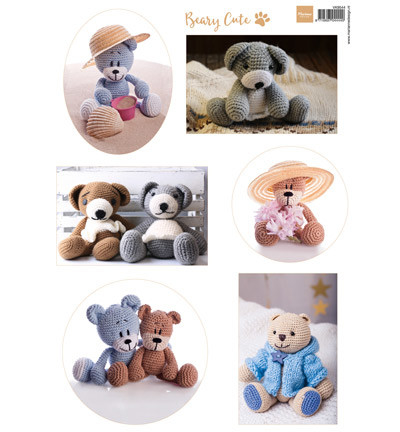 Marianne design, Beary cute - vk9544