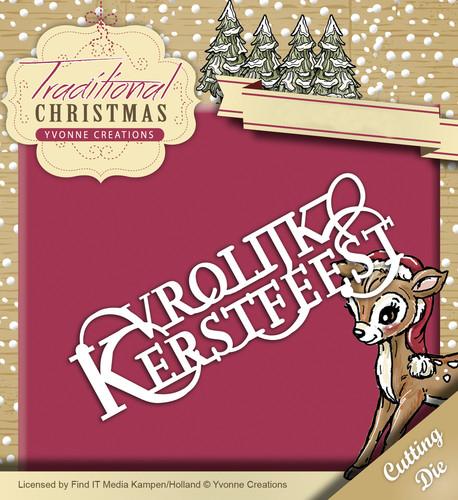 Traditional Christmas - die: Vrolijk kerstfeest