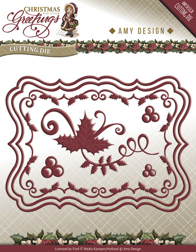 Christmas Greetings -  Christmas Card Set - ADD10066