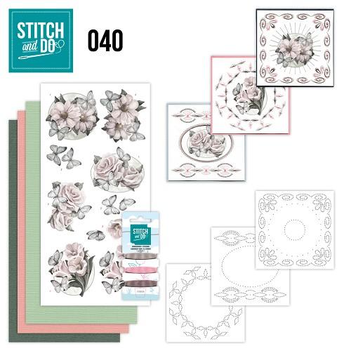 Stitch & do - 40 condoleance