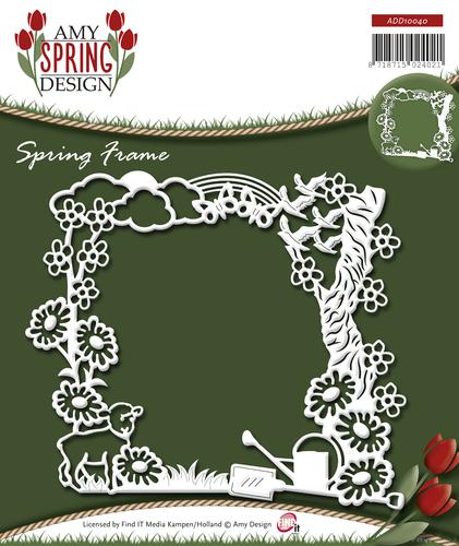 Spring - Spring frame
