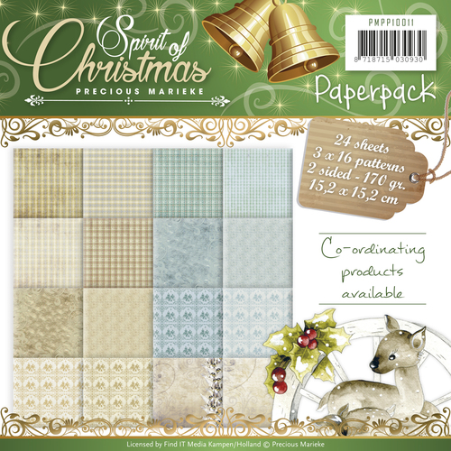 Spirit of Christmans -  paperpack
