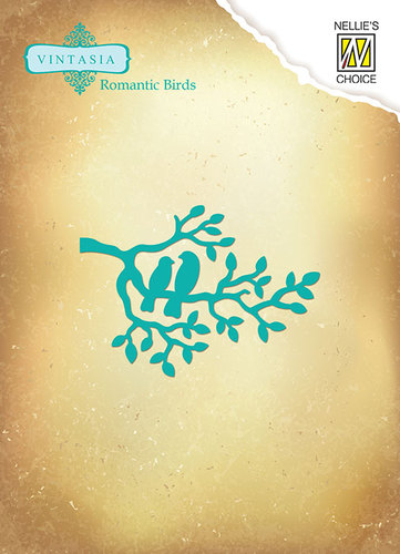 Nellies - DIE Vintasia - Romantic birds branche
