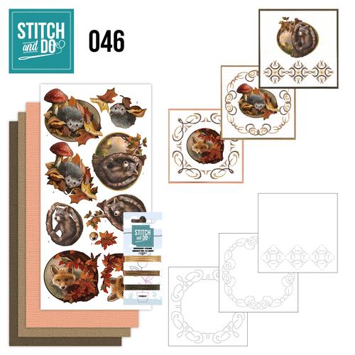 Stitch & do - 46 - Autumn