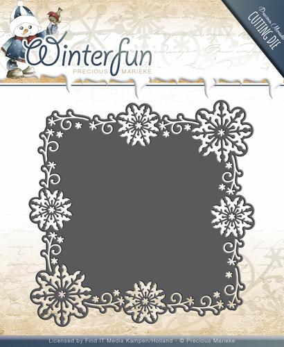 Winterfun -  Die - frame
