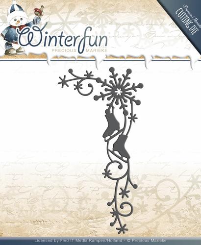 Winterfun -  Die - Corner