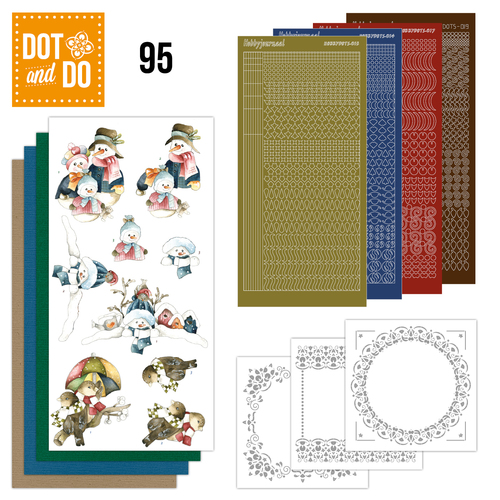 Dot & do  95 - Winterfun