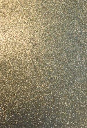 Foam GLITTER 22x30 cm  goud