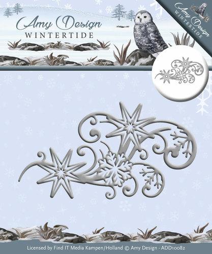 Die - Wintertide - Ice Crystal Swirl ADD10082