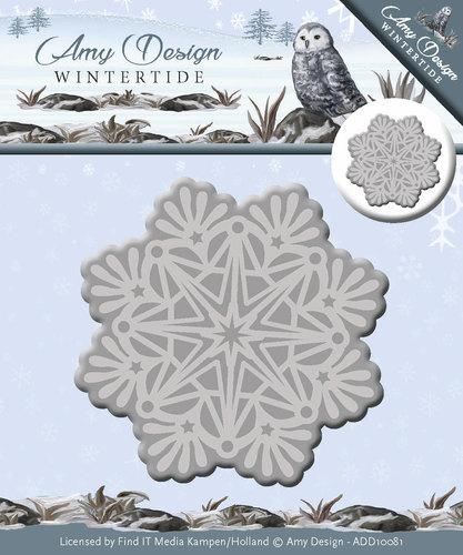 Die - Wintertide - Ice Crystal ADD10081