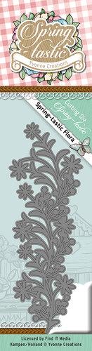 Die - Yvonne Creations - Spring-tastic - Flora