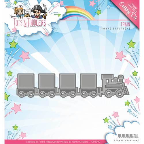 Tots and Toddlers - Die - Train