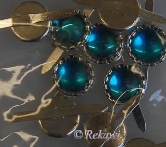 Splitpen turquoise