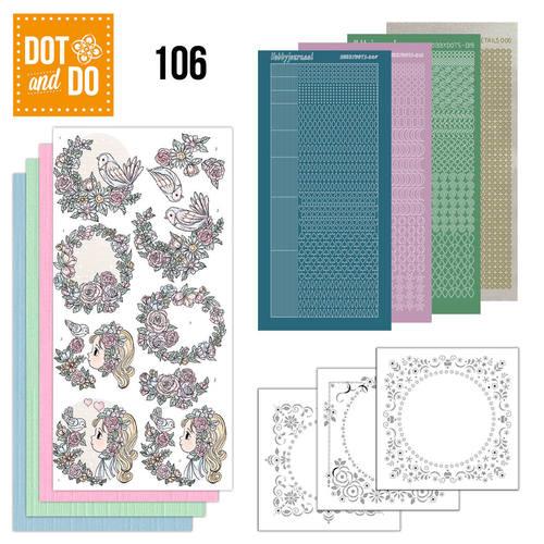 Dot & do  106  I love you