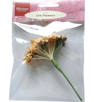 Silk Flowers - Vintage -Marianne design