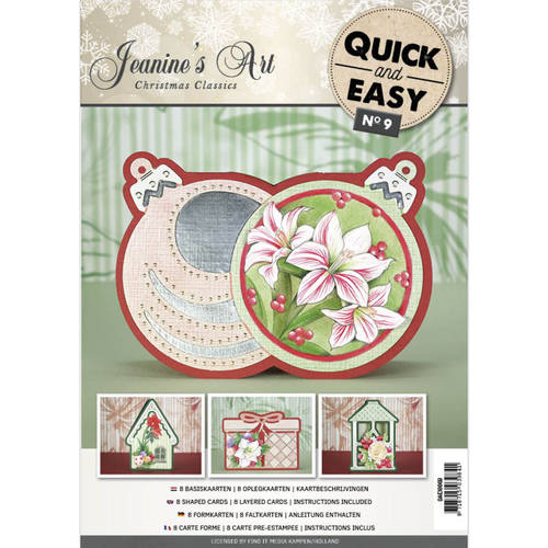 Quick and Easy 9 -  Jeanine's Art -  Christmas Classics