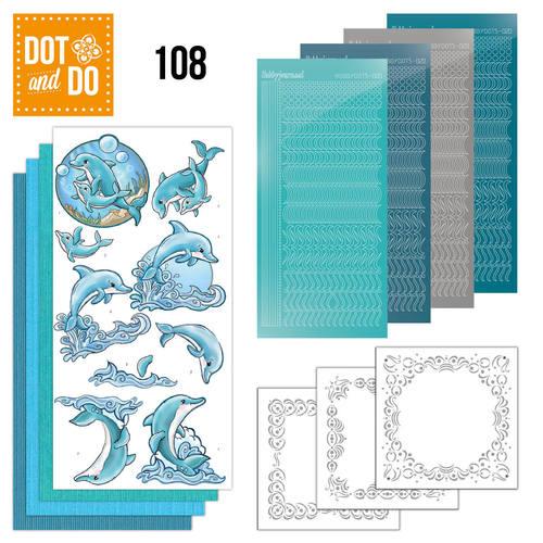 Dot & do  108  Dolphins