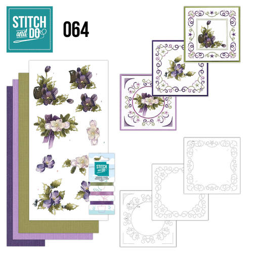 Stitch & do - 64 The nature of christmas
