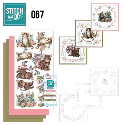 Stitch & do - 67  Cats