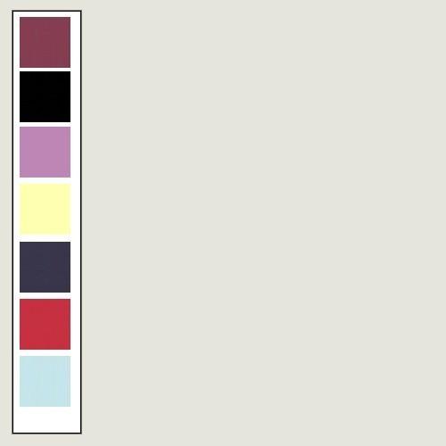 A5 kaart licht grijs