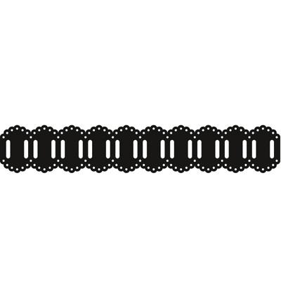 Marianne desgn - Craftables stencil Ribbon border CR1349