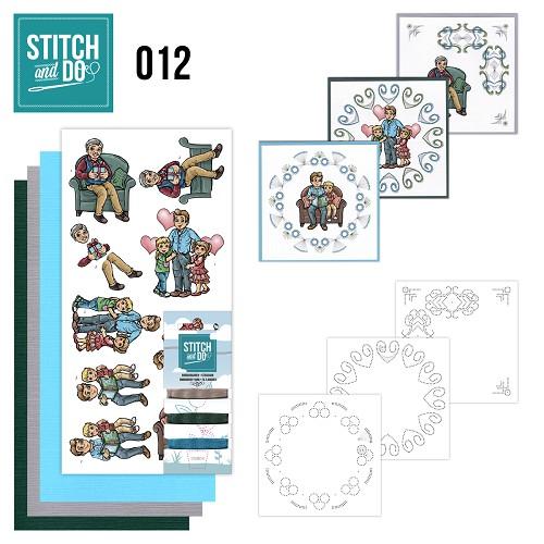 Stitch & do - 12 vaderdag