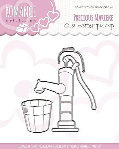 Die - Precious Marieke - Romance - Old water pump