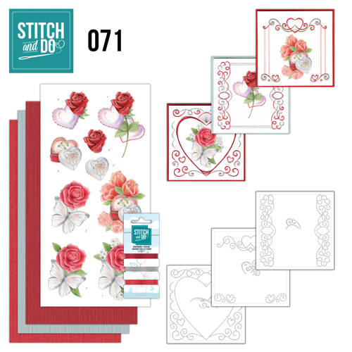 Stitch & do - 71 Wedding