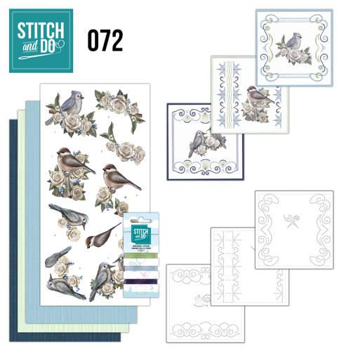 Stitch & do - 72 AD Vintage Winter