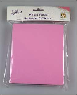 Magic Foam blocs rectangle 15 x 13 cm x 3 cm