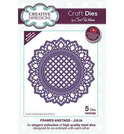 Creative Expressions - CED4336 - Julia