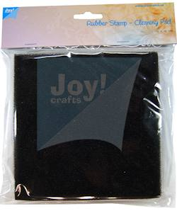 Joy! rubber stamp cleaning pad