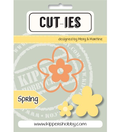 Cut-ies Spring Flower 20056