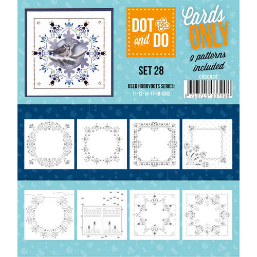 Dot & Do - Cards Only - Set 28