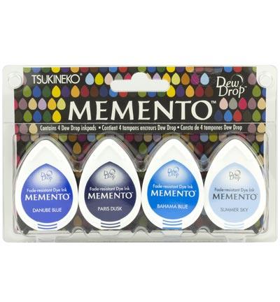 Memento Dew Drops Sets - MD-100-004 - Ocean