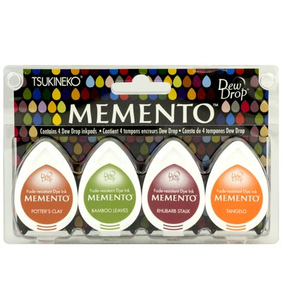 Memento Dew Drops Sets - MD-100-007 - Meadowland