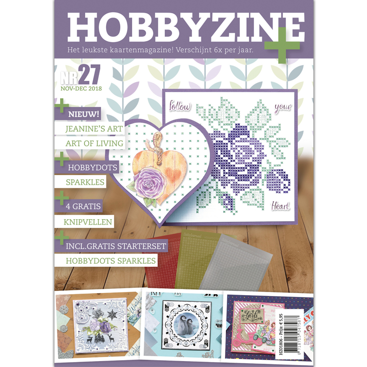Hobbyzine Plus 27 HZ01806