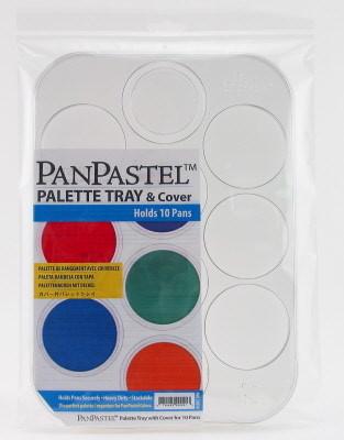PanPastel tray (voor 10Kleuren)