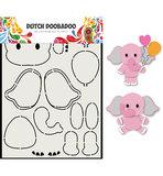 DDBD Card Art - Olifant  470.713.795_